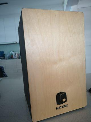 Americian Birch BEAT'ABOX Cajon - Limited Edition