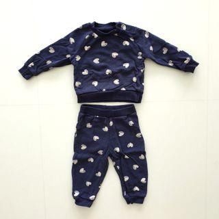 Mothercare 2-piece outfit 9-12mth