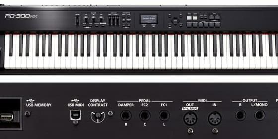 Piano Roland RD 300 NX