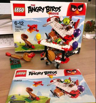 LEGO 75822 The Angry Birds
