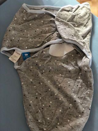 🚚 麗嬰房防驚嚇包巾