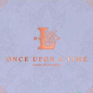 Lovelyz - Mini Album Vol.6 [ONCE UPON A TIME]
