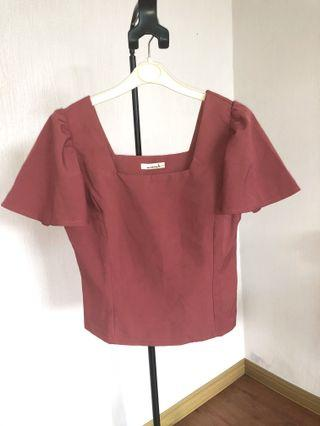 Mirrorcle Woman's Top