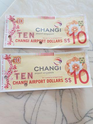 🚚 Changi airport vouchers 10%discount