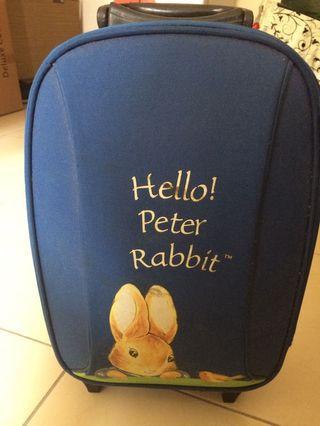 彼得兔小行李箱
