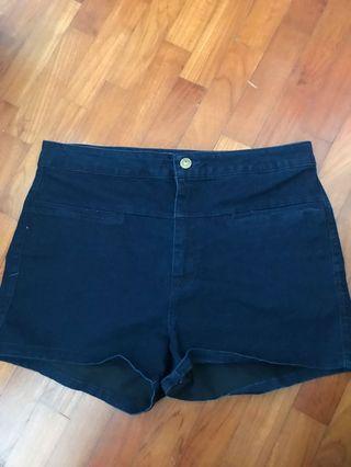 🚚 Pull & Bear high waisted shorts