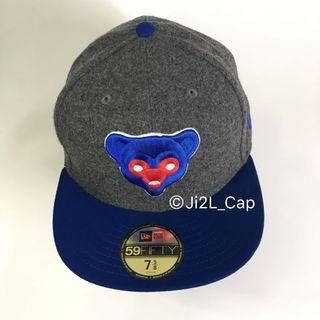 Chicago Cubs Cap 棒球帽 正版 New Era Hat 全新