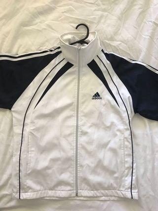 Adidas sports jacket size s