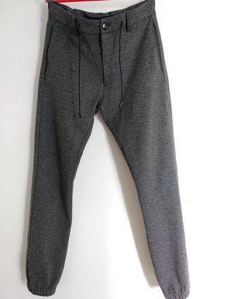 ZARA Slim Fit Joggers Trouser Drawstring Pant Gym