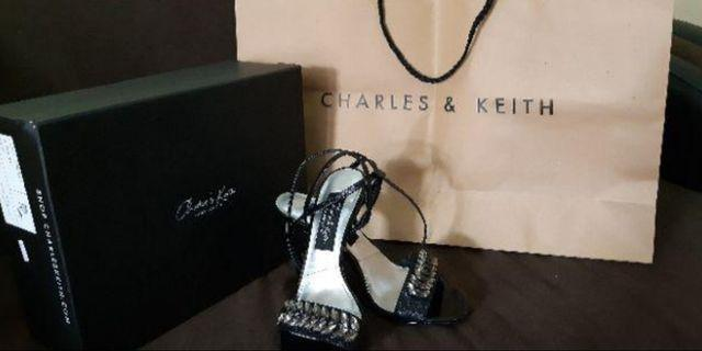 High heels charles and keith original store