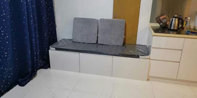 BN day bed/ sofa with storage drawer selling only sgd99!