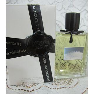 RARE VIKTOR & ROLF ANTIDOTE 75ml EDT Vintage men perfume DISCONTINUED !