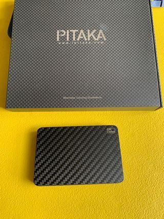 PITAKA 碳纖維錢包及配件系列