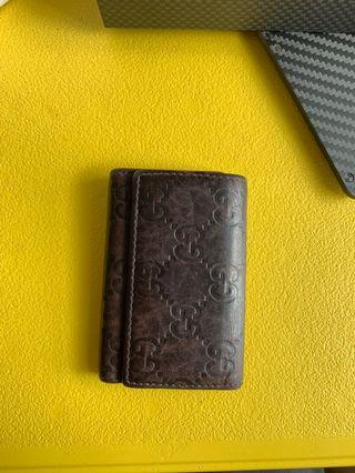 Gucci key holder 鎖匙包