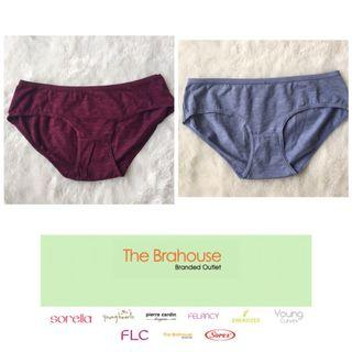 The Brahouse panty model mini bawah pinggul original branded