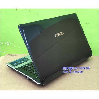 高效獨顯商務 ASUS K42J i7-740QM 4G 500G 獨顯 DVD 14吋筆電 聖發二手筆電
