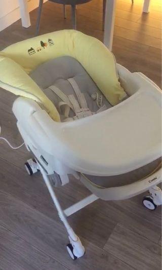Combi Auto Swing/High Chair