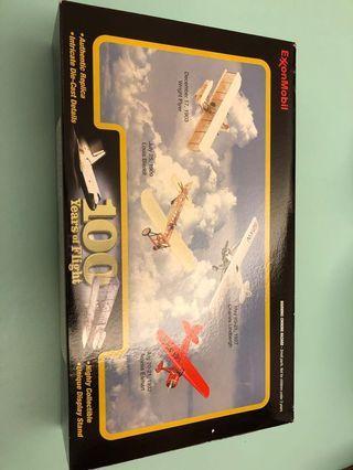 Corgi ExxonMobil 飛機模型