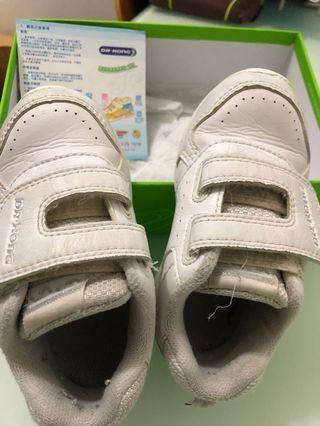 school white shoes Dr. Kong