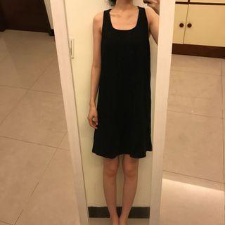 🚚 台灣設計師品牌TRAN無袖挺版連身裙