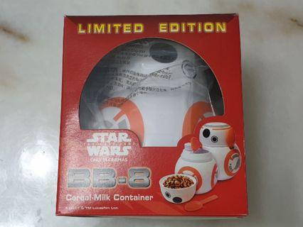 BN STAR WARS CEREAL MILK CONTAINER