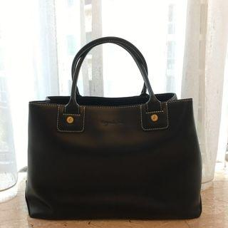 🚚 agnes b voyage bag black