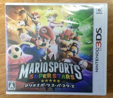 (3ds) Mario Sports Super stars