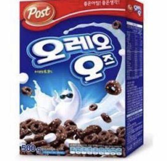 Oreo O's 500g Cereal