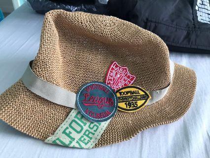 超靚帽 草帽 夏天必備