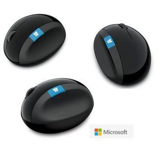 Microsoft Sculpt Ergonomic Mouse人體工學滑鼠, 5LV-0001,商業版,全新原裝水貨