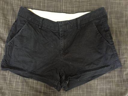 Uniqlo shorts navy UK12