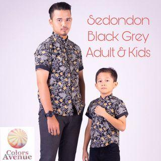 BATIK SHIRT FATHER & SON - PO