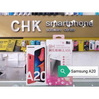 旋轉最優惠 SAMSUNG 6.4 吋 HD+ 螢幕Galaxy A20 贈送日本滿版玻璃保護貼