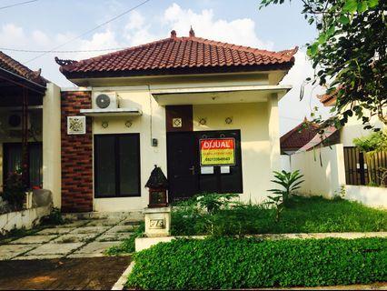 Rumah Cluster teras bali Semarang type 27/120