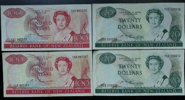 🚚 新西兰元