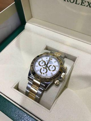 🚚 Rolex Daytona (Two-Tone)