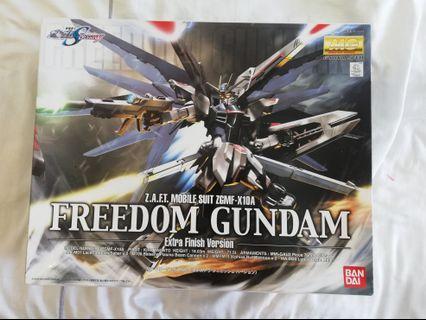🚚 MG Freedom Gundam Extra Finish Version