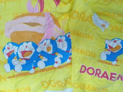 Doraemon bath towel