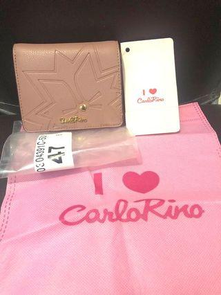Carlo Rino Purse . New with tag and dustbag .