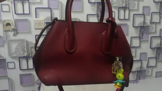 LUYILALA's RED BAG
