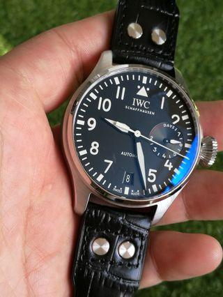 IWC Big Pilot 7-Days