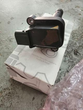 Mercedes benz plug coil w204 - used
