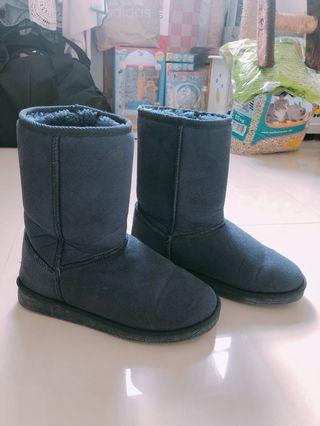 Ollie韓國雪靴