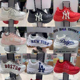 [PEACEWORLDWIDEGOODS] MLB Big ball chunky P 老爹鞋 預購❗️