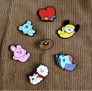 Badge Pin BT21