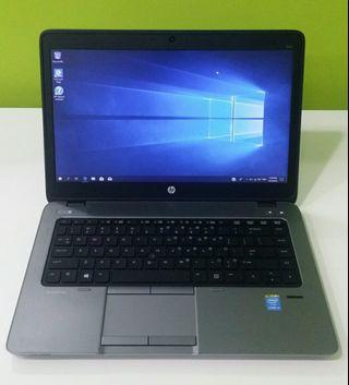 HP Elitebook 840 G1 (Ultra Light) Laptop Intel Core i5-4200U CPU @ 1.60GHz, 8GB RAM, UPGRADED to 512GB Solid-State Drive, Win 10 Pro