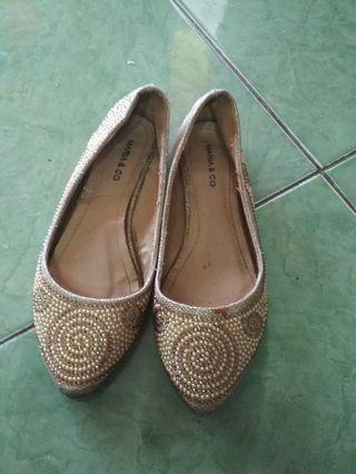 #BaPau Flat Shoes cocok bgt buat kondangan