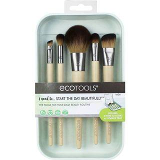 [ READY STOCK ] AUTHENTIC Ecotools Brush - I Need To Start the Day Beautifully