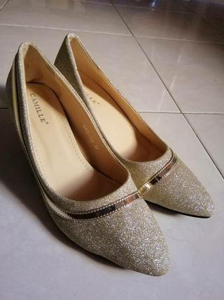 Kasut pengantin / bridal shoes