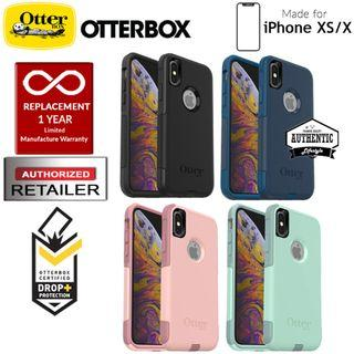 OtterBox Commuter Series for iPhone Xs / X